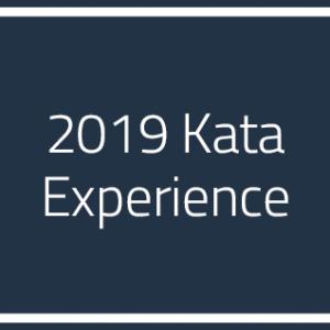 2019-kata-experience
